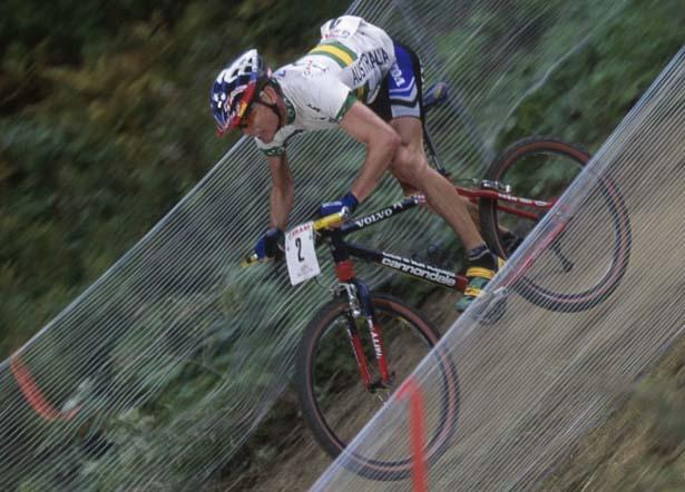 Даунхилл, скоростной спуск, соревнования на горном велосипеде