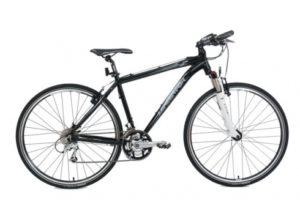 Кроссовый велосипед, гибрид