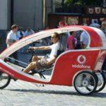 Велосипед для бизнеса, велотакси