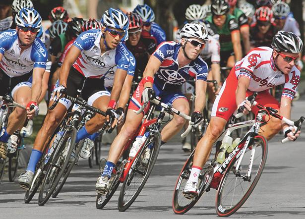 Шоссейные гонки, гонки по шоссе на велосипеде