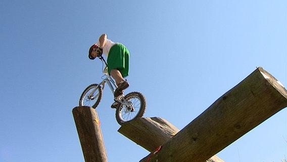 риал, велотриал, велодисциплины, соревнования по триалу