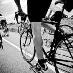 Боль в мышцах при езде на велосипеде.