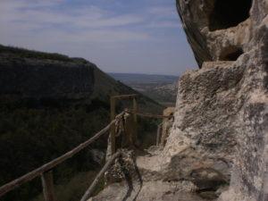 Велопоход. Крым Май 2011. Пещерный монастыть Челтер - Коба.