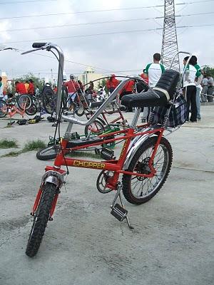 Велосипед чоппер, велосипед для байкеров, чоппер