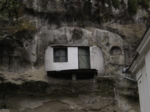 Велопоход. Крым Май 2011. Бахчисарай. Свято - Успенский пещерный монастырь.