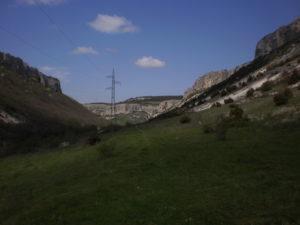 Велопоход. Крым Май 2011. Бахчисарай.