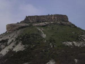 Велопоход по Крыму, Май 2011. Тепе - Кермен.