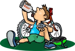 Гидратация или сколько нужно пить воды.