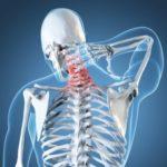 Боль в шейных мышцах при езде на велосипеде.