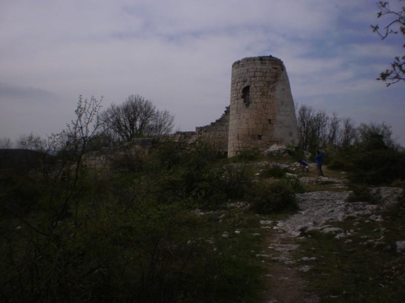 Сюреньская крепость.