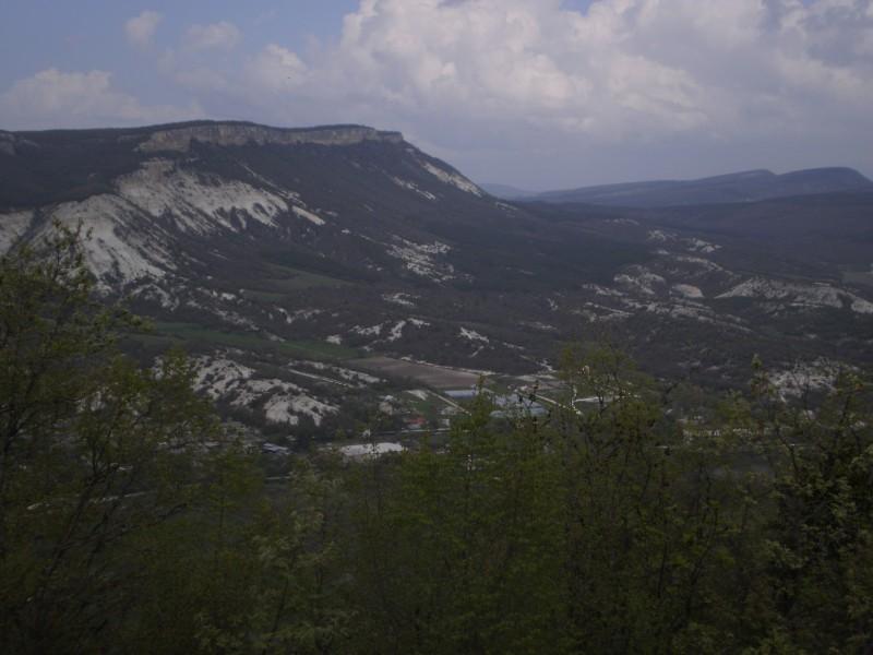 Вид на Малое Садовое.
