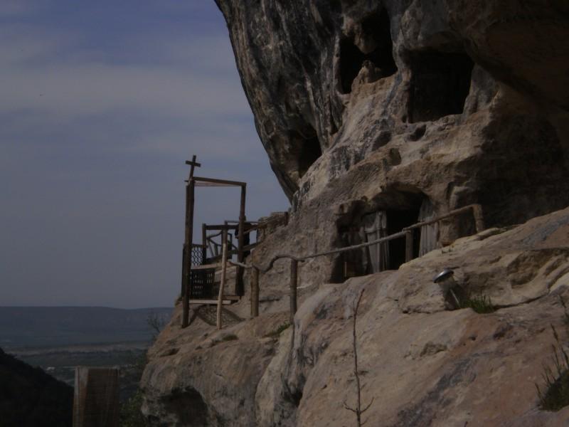 Пещерный монастырь Челтер Коба 3.