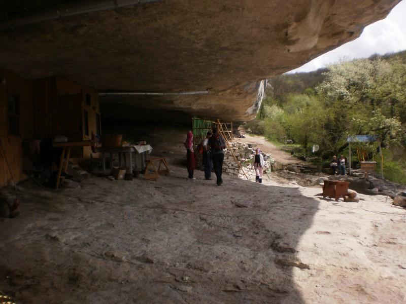 Пещерный монастырь Челтер Коба 4.