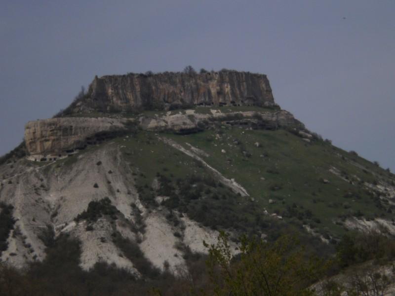 Пещерный город Тепе Кермен.