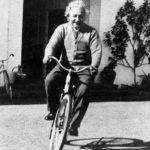 Лучшие высказывания о велосипеде. Альберт Энштейн.