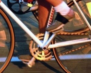 Каденция при езде на велосипеде.