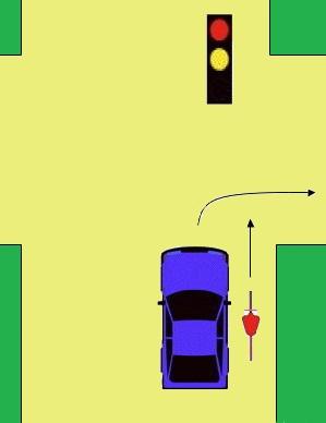 Предупреждение аварийных ситуаций при езде на велосипеде.
