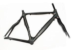 При производстве велосипедов используются самые современные материалы.