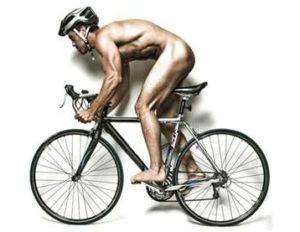 Велосипед и велосипедист - это симбиоз машины и живого организма.