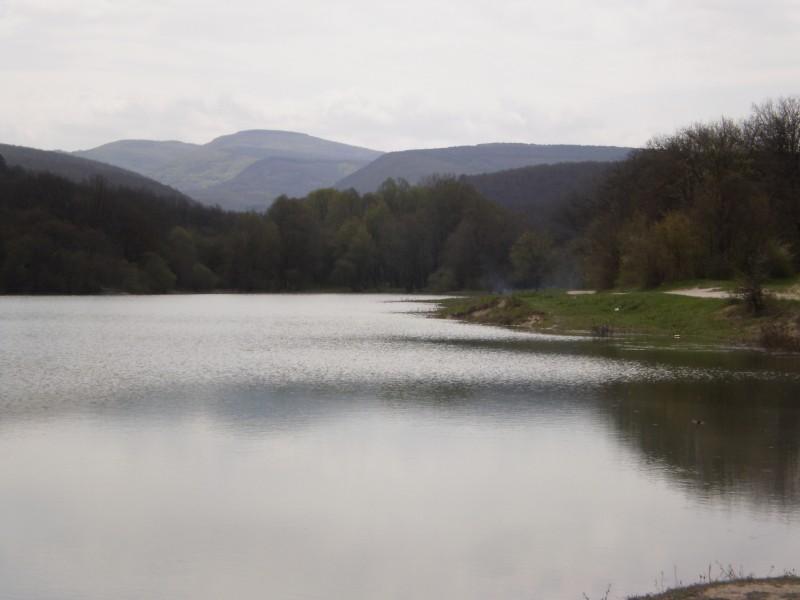 Баштановка. Озеро.