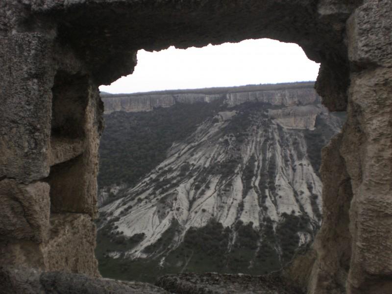 Пещерный город Чуфут Кале 2.