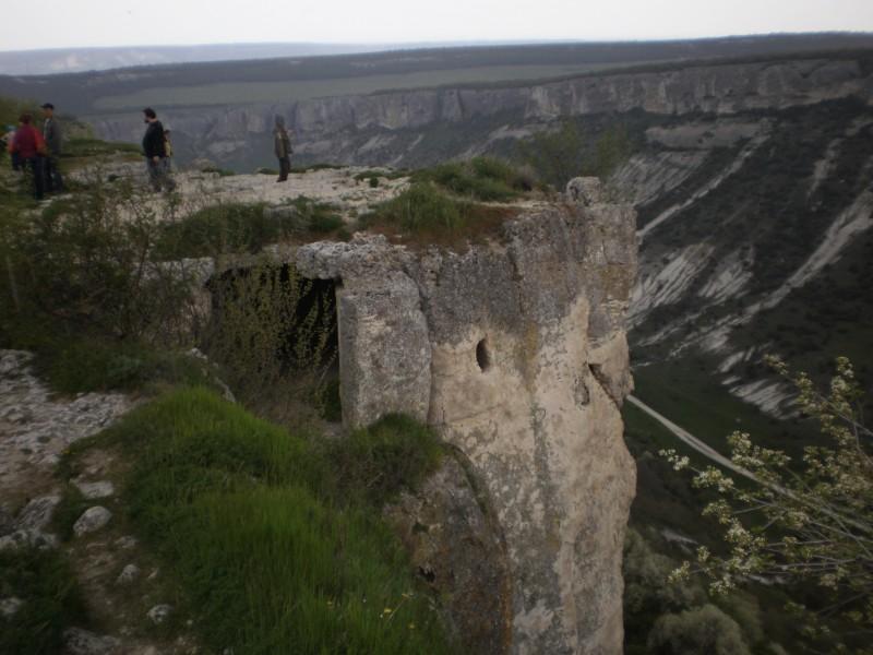 Пещерный город Чуфут Кале1.