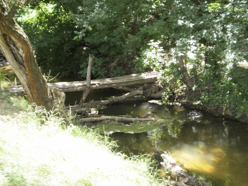 Река Кальчик.