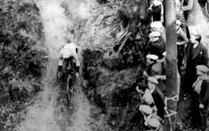 История горного велосипеда.