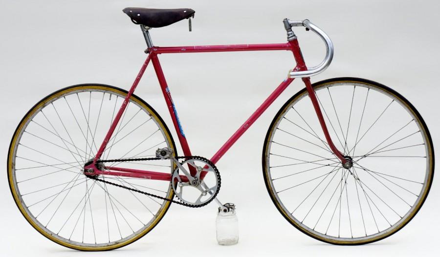 "Спортивно - трековый велосипед В64 ""Рекорд""."