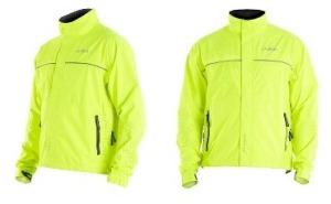 Велосипедная куртка для дождя.