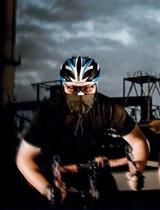 Загрязнение воздуха и езда на велосипеде.