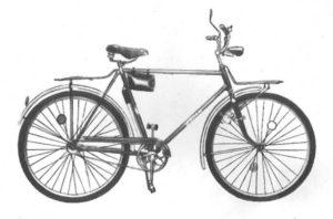 Харьковский велосипедный завод, велосипед Украина.