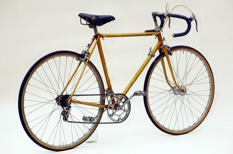 """Спортивно-шоссейный велосипед """"Чемпион-шоссе"""" В-552И."""