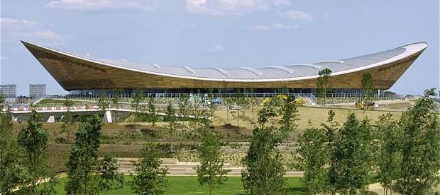 Олимпийский велодром Игр-2012.