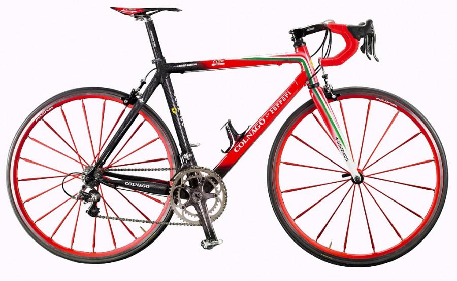 Велосипеды Ferrari.