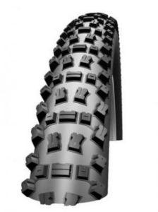 Протектор на шинах для велосипеда.