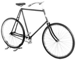Велосипед братьев Райт 1897 года выпуска.