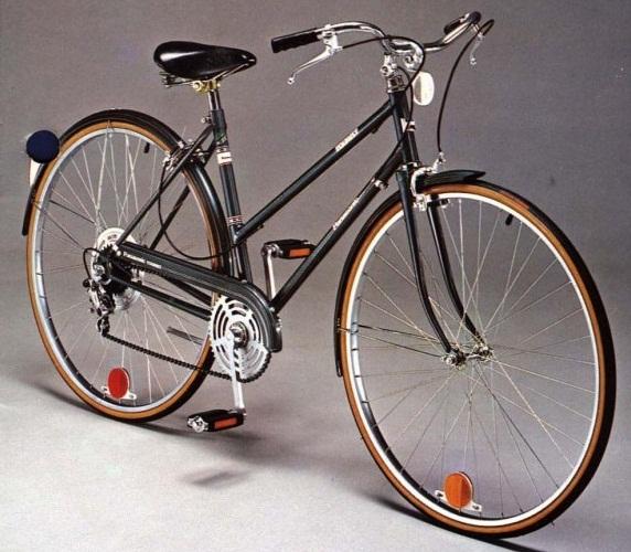 Велосипеды Panasonic.