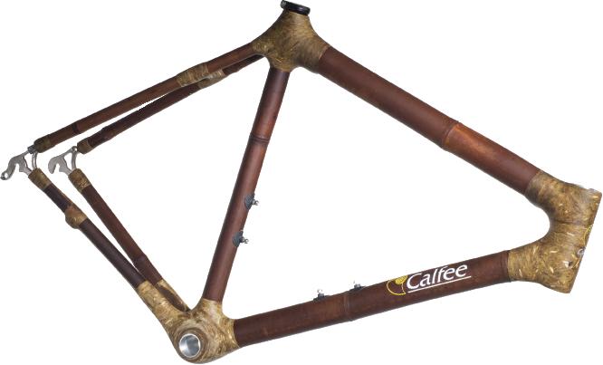 Бамбуковые рамы для велосипедов.