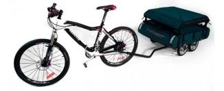 Велосипедный прицеп Midget Bushtrekka