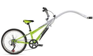 Прицепы для велосипеда.