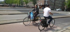 История велодорог в Европе.