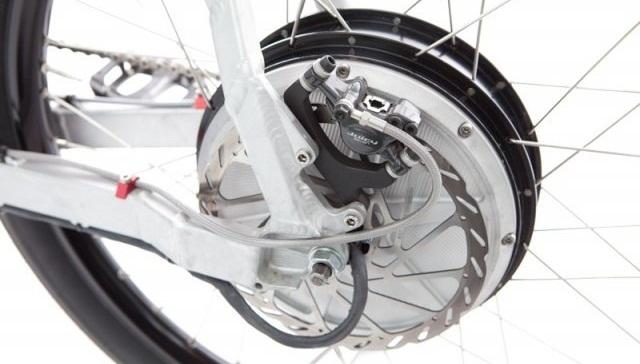 Велосипед с электроприводом.