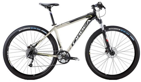 Велосипед с колёсами 29 дюймов.