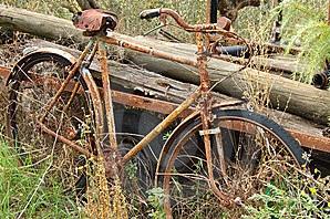 Покупаем б/у велосипед.