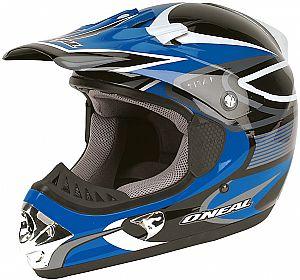 Велосипедный шлем фулфейс.