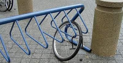 Если украли велосипед.