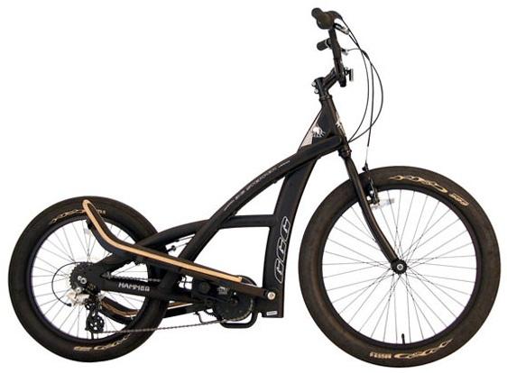 Шаговый велосипед степпер.