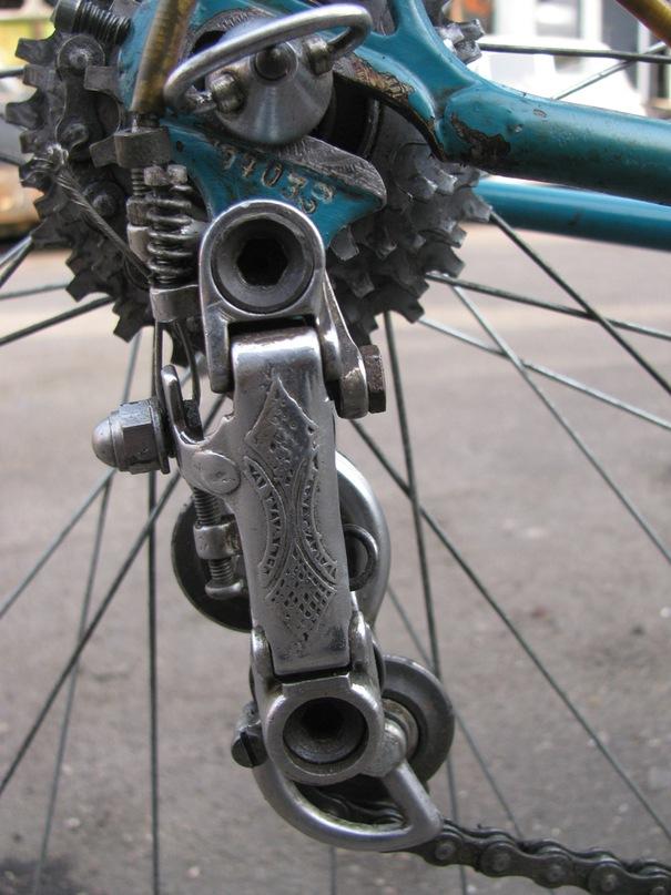 """Спортивно - шоссейный велосипед """"Чемпион"""" В 551."""