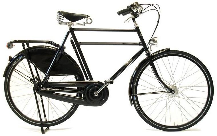 Представитель старой Англии - велосипед родстер.